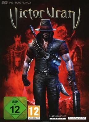 Victor Vran PC Cover