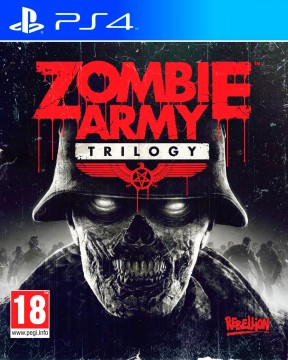 Zombie Army Trilogy PS4 Cover