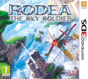Rodea: The Sky Soldier 3DS Cover