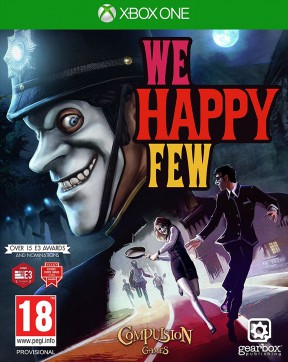 We Happy Few Xbox One Cover
