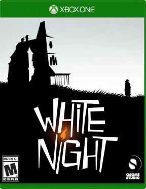 White Night Xbox One Cover