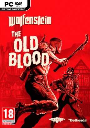 Wolfenstein: The Old Blood PC Cover