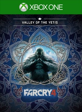 Far Cry 4: La Valle degli Yeti Xbox One Cover