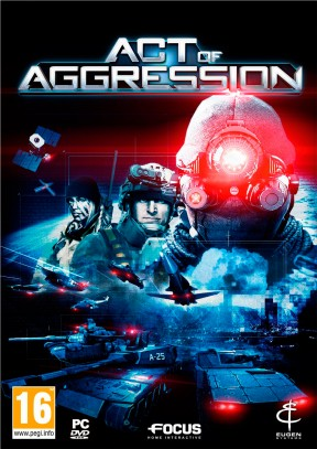 Act of Aggression PC Cover