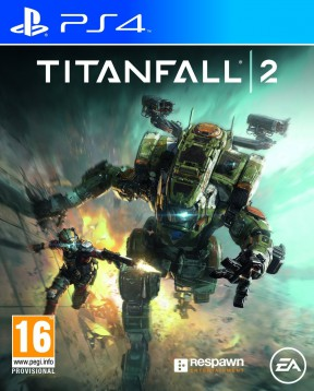 Titanfall 2 PS4 Cover