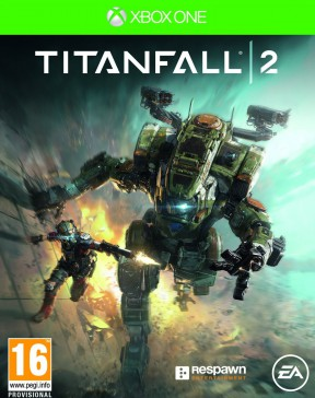 Titanfall 2 Xbox One Cover