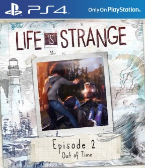 Life is Strange - Episode 2 PS4 Cover