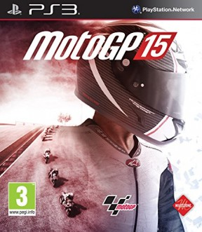 MotoGP 15 PS3 Cover