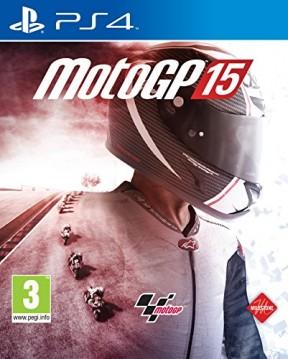 MotoGP 15 PS4 Cover