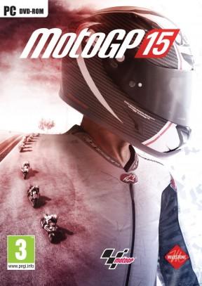 MotoGP 15 PC Cover