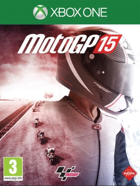 MotoGP 15 Xbox One Cover