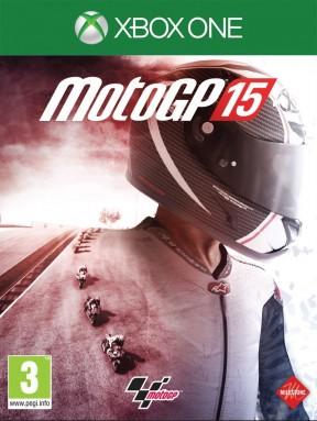MotoGP 15 Xbox One Cover
