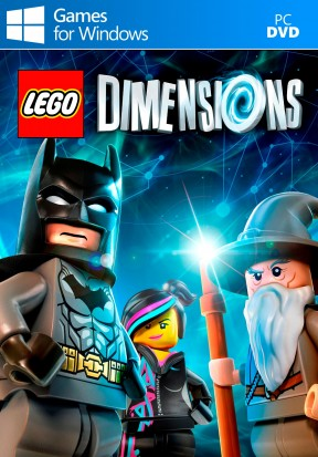 LEGO: Dimensions PC Cover