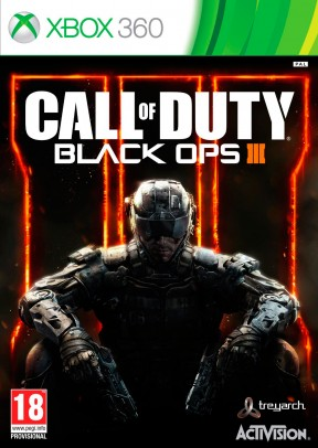 Call of Duty: Black Ops III Xbox 360 Cover