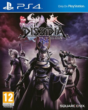Dissidia: Final Fantasy NT PS4 Cover