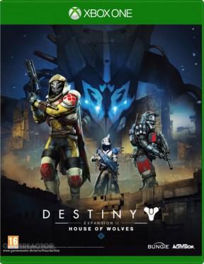 Destiny - Il Casato dei Lupi Xbox One Cover
