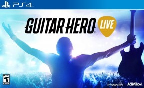 Guitar Hero Live PS4 Cover