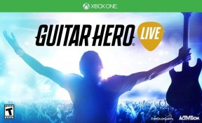 Guitar Hero Live Xbox One Cover
