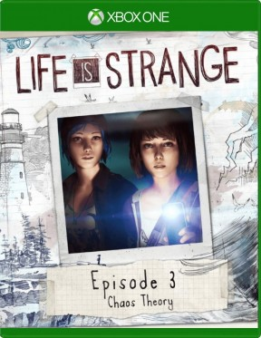 Life is Strange - Episode 3 Xbox One Cover