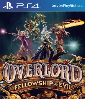 Overlord: Fellowship of Evil PS4 Cover