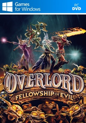 Overlord: Fellowship of Evil PC Cover