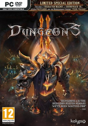 Dungeons 2 PC Cover