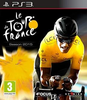 Le Tour de France 2015 PS3 Cover