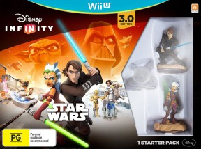 Disney Infinity 3.0: Play Without Limits Wii U Cover
