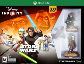 Disney Infinity 3.0: Play Without Limits Xbox One Cover