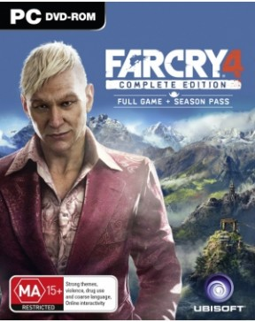 Far Cry 4 Complete Edition PC Cover