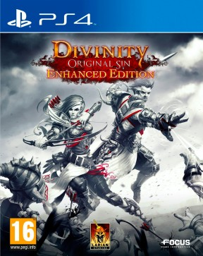 Divinity: Original Sin - Enhanced Edition PS4 Cover