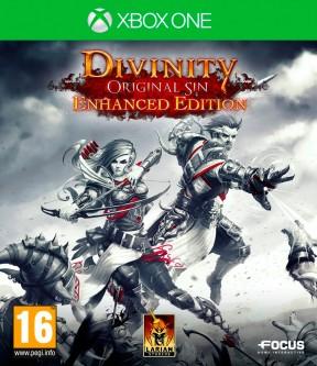 Divinity: Original Sin - Enhanced Edition Xbox One Cover