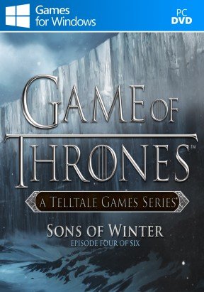 Game of Thrones Episode 4: Sons of Winter PC Cover