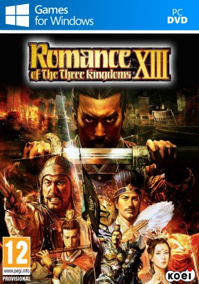 Romance of the Three Kingdoms XIII PC Cover