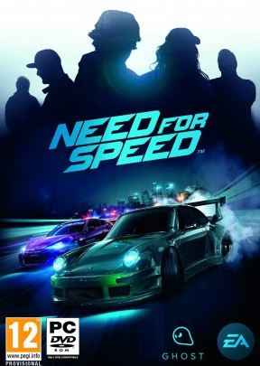 Need for Speed PC Cover