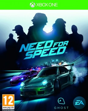 Need for Speed Xbox One Cover