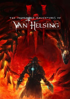 The Incredible Adventures of Van Helsing III PC Cover