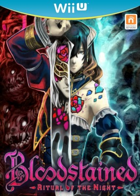 Bloodstained: Ritual of the Night Wii U Cover
