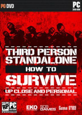 How to Survive: Third Person Standalone PC Cover