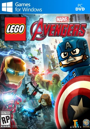 LEGO Marvel's Avengers PC Cover