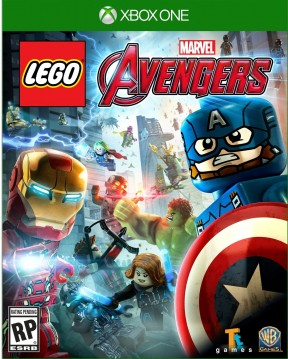 LEGO Marvel's Avengers Xbox One Cover
