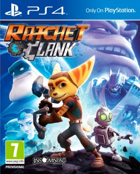 Ratchet & Clank (PS4) PS4 Cover