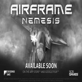 Airframe: Nemesis iPhone Cover