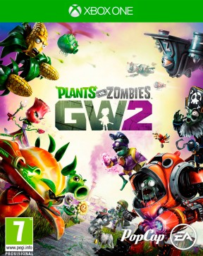 Plants vs Zombies: Garden Warfare 2 Xbox One Cover