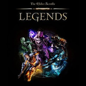 The Elder Scrolls Legends iPad Cover