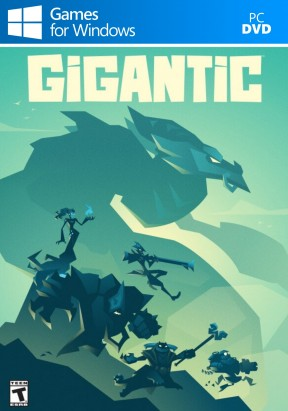 Gigantic PC Cover