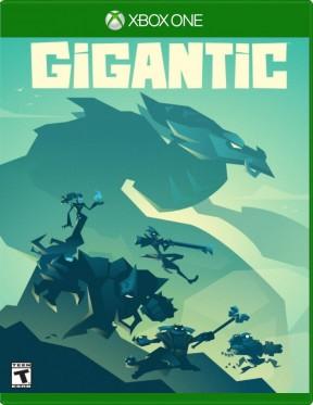 Gigantic Xbox One Cover