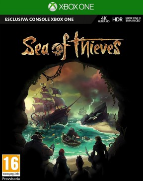 Sea of Thieves Xbox One Cover