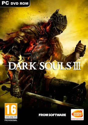 Dark Souls III PC Cover