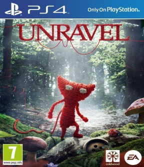 Unravel PS4 Cover